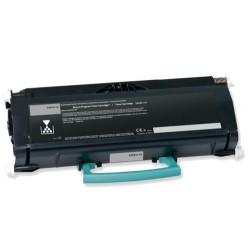 Grossist'Encre Cartouche Toner Laser Noir Compatible pour LEXMARK E250A11E