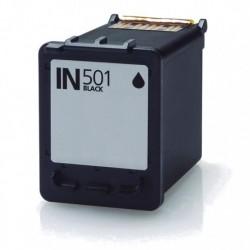 Grossist'Encre Cartouche Noir Compatible OLIVETTI IN501 / IN502