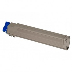 Grossist'Encre Cartouche Toner Laser Jaune Compatible pour OKI C9600 / C9800
