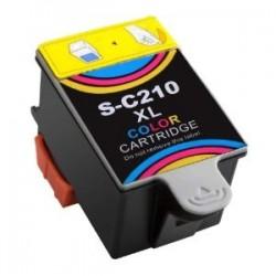 GrossisSAMSUNG INK-C210 t'Encre Cartouche de Couleur compatible