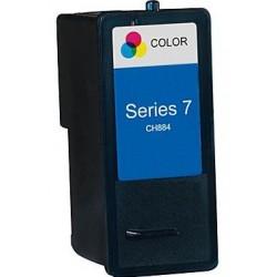 Grossist'Encre Cartouche de Couleur compatible DELL CH884
