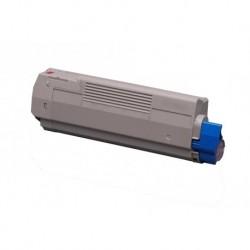 Grossist'Encre Cartouche Toner Laser Magenta Compatible pour OKI C5650