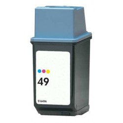 Grossist'Encre Cartouche Compatible HP n°49