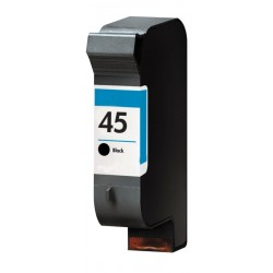 Grossist'Encre Cartouche Compatible HP n°45