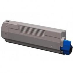Grossist'Encre Cartouche Toner Laser Noir Compatible pour OKI C5850