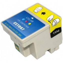 Grossist'Encre Cartouche compatible pour EPSON T067
