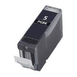Grossist'Encre Cartouche compatible pour CANON PGI5BK Noir