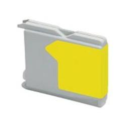 Grossist'Encre Cartouche compatible pour BROTHER LC970 / LC1000 Jaune