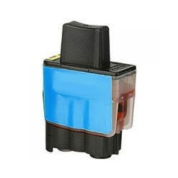 Grossist'Encre Cartouche compatible pour BROTHER LC900 Cyan