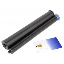 Grossist'Encre Ruban de transfert thermique Compatible noir pour Philips PFA-351