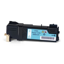 Grossist'Encre Cartouche Toner Laser Cyan Compatible pour XEROX PHASER 6125