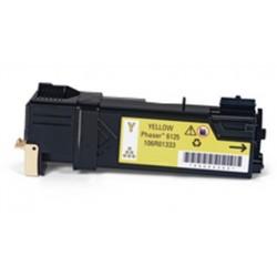 Grossist'Encre Cartouche Toner Laser Jaune Compatible pour XEROX PHASER 6125