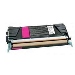 Grossist'Encre Cartouche Toner Laser Magenta Compatible pour LEXMARK C524