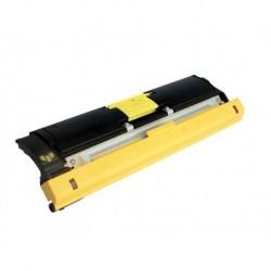 Grossist'Encre Toner Laser Jaune Compatible pour KONICA MINOLTA QMS 2400