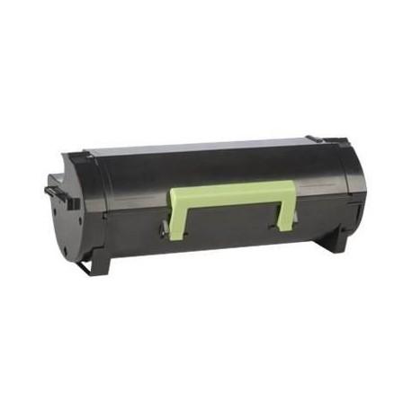 Grossist'Encre Toner Haute Capacité Compatible 60F2H00 LEXMARK MX310 / 602H